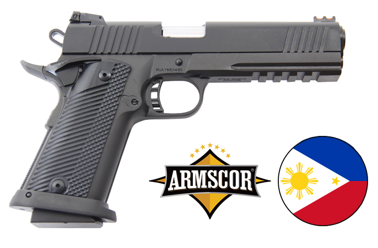 Armscor M1911-A2 FS Tactical