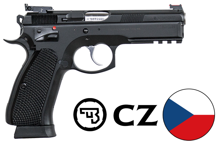 CZ 75 SP-01 «Shadow»